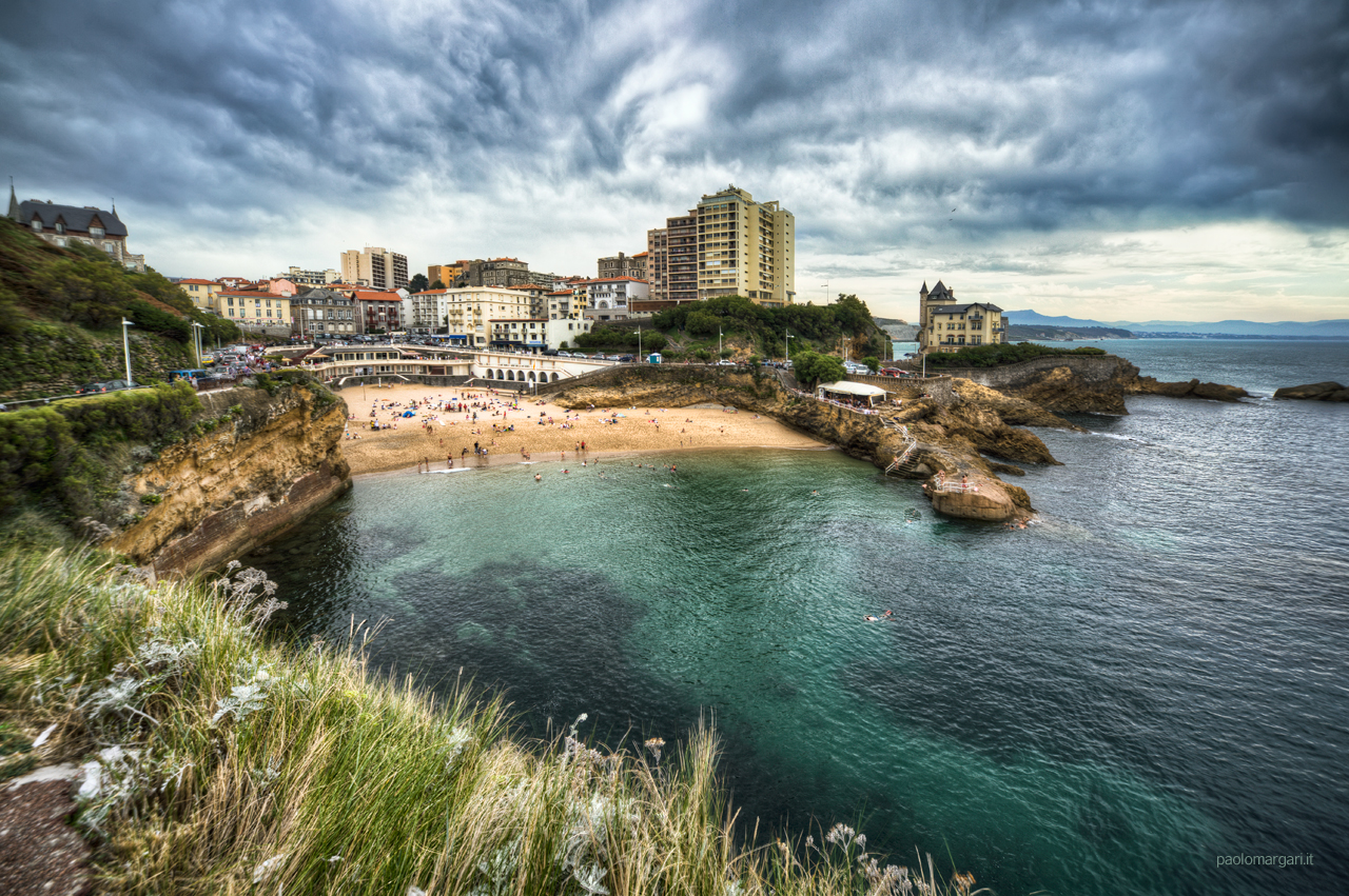 Biarritz, Euskadi.