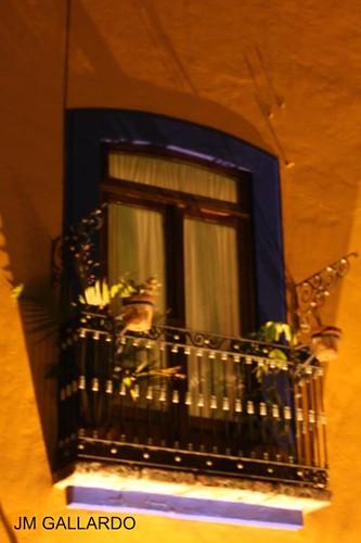 Puebla - Ventana nocturna