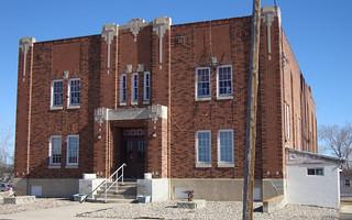 Burke County World War I Memorial (Flaxton, North Dakota) | by courthouselover