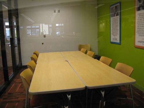 Lucile H. Bluford Branch Small Meeting Room | by Kansas City Public Library