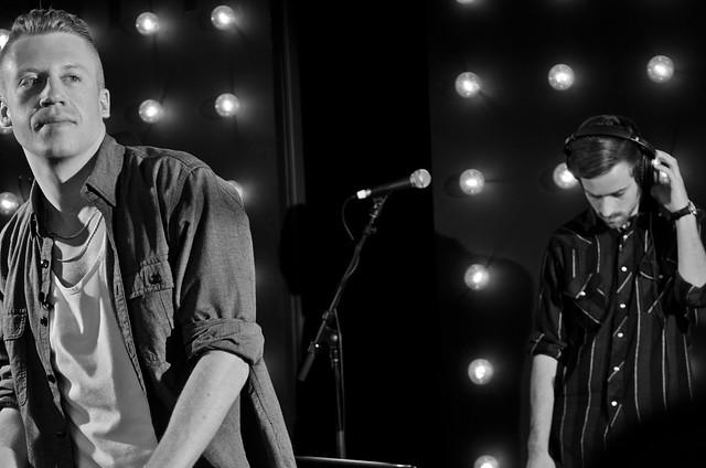 Macklemore on Chase Jarvis Live