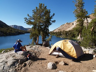 0235 Bishop Pass Trail - Long Lake Campsite | by _JFR_