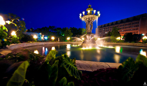 Bartholdi Fountain | by USCapitol
