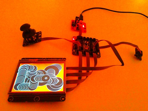 Simple Gadgeteer Game | by thomas.amberg