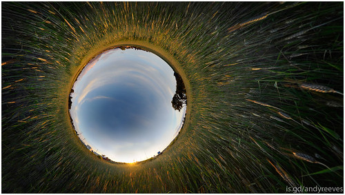 sunset grass clouds southafrica nikon sigma westerncape wheatfield stereographic sigma1224 helderberg somersetwest 360degreepanorama smallplanet d700 nikond700