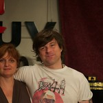 Tue, 23/08/2011 - 12:00pm - Ryan Adams performance and interview with Claudia Marshall, live in Studio-A on August 8, 2011. Engineered by Colin FitzGerald. Photo credit Joe Grimaldi.