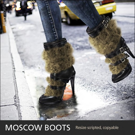 REDGRAVE moscow boots