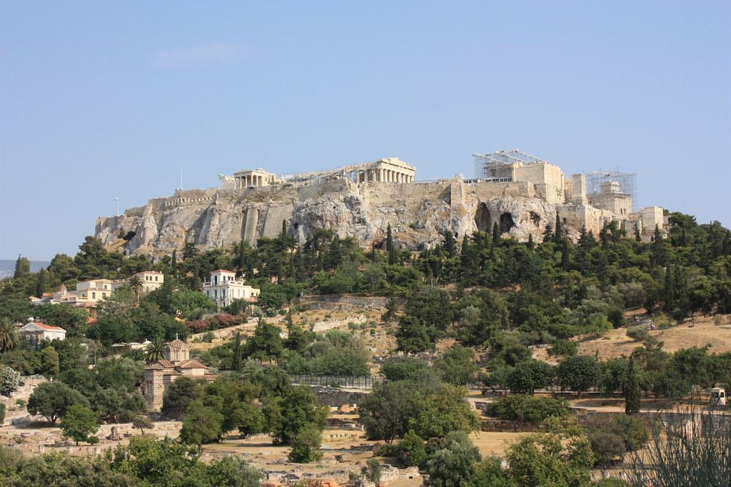 Athens, Acropolis