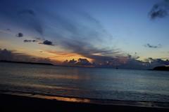 Sunset at Brewer's Bay by Tonya Marie Edinger