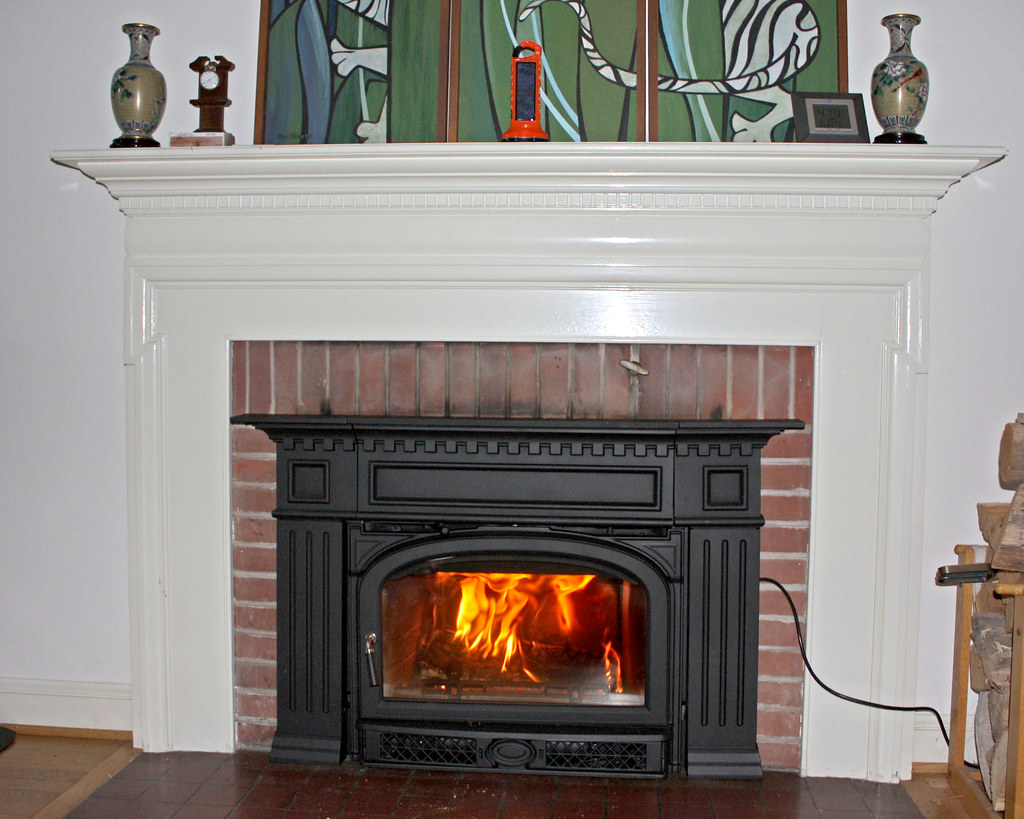 Astonishing Vermont Castings Montpelier Stove Fireplace Insert Flickr Home Interior And Landscaping Eliaenasavecom