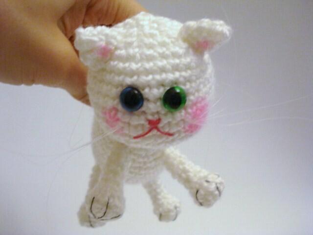Large Ami Cat crochet pattern - Amigurumi Today - Amigurumi ... | 480x640