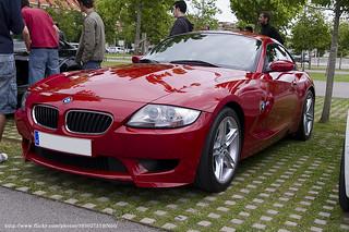 2007 BMW Z4 M Coupé