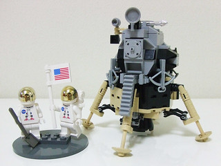 Apollo Moon Mission 01 This Is My Lego Idea And Creation F Flickr