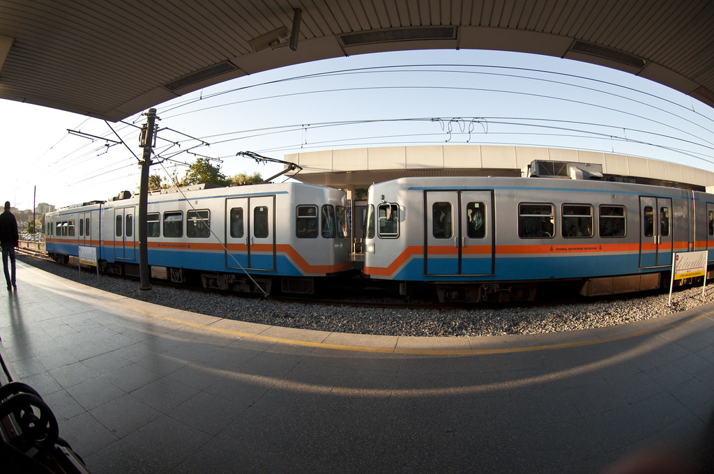 quality design 68245 7339c Istanbul Metro | Line M1, I thought we were gonna ride this ...