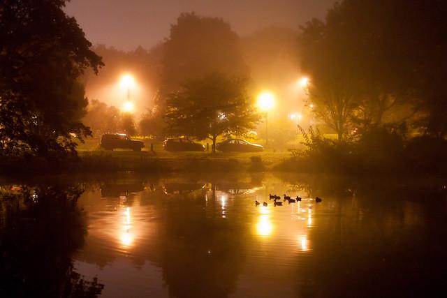 Night Fog - Albany, NY - 2011, Sep - 06.jpg