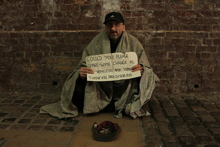 Homeless | by SLR Jester