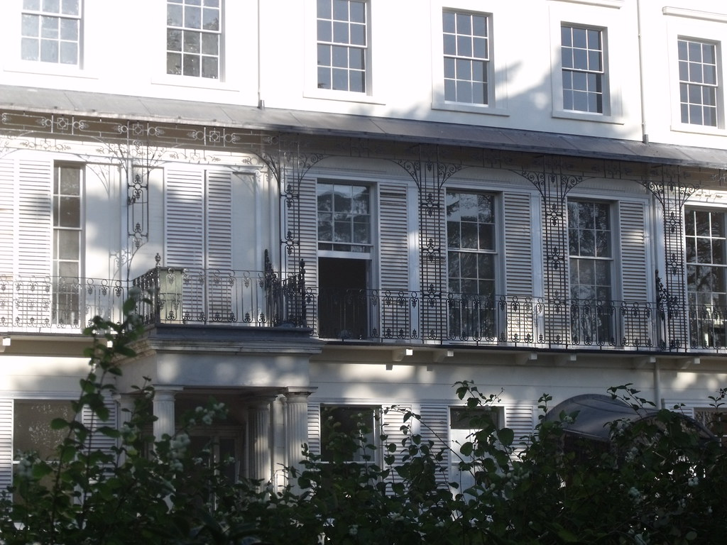 Jephson Mansions - Newbold Terrace, Leamington Spa - from ...