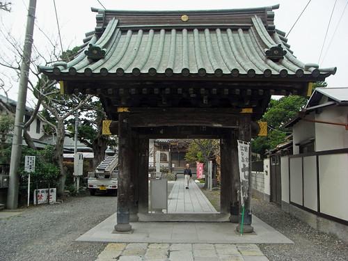 2011/11/05 (土) - 11:40 - 妙隆寺