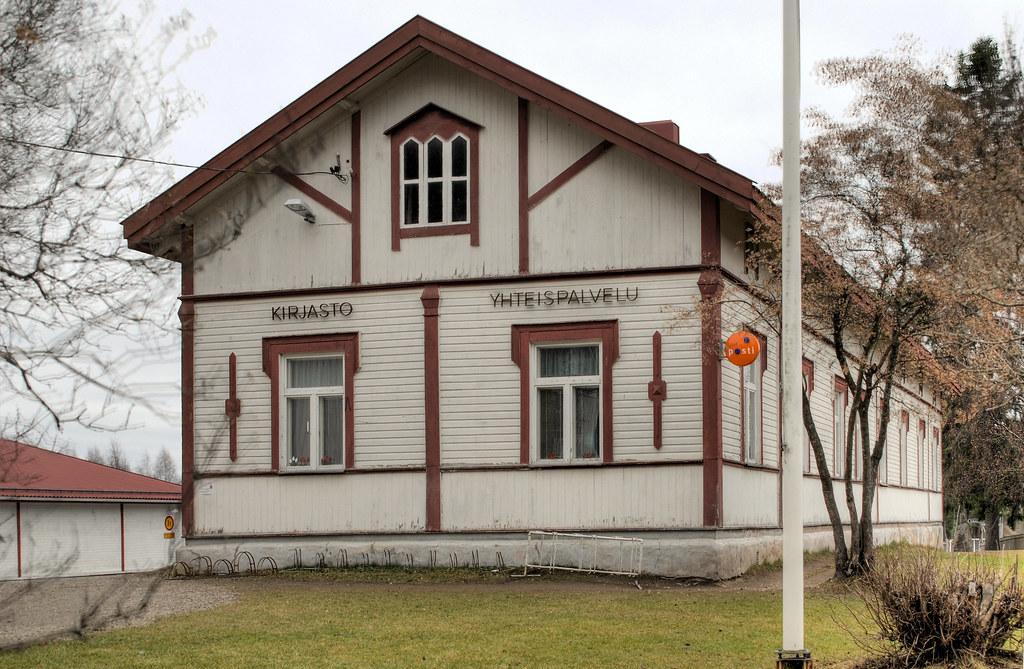 Kirjasto Varkaus