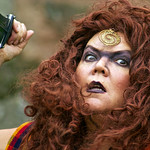 Lesley Smith as Boudicca