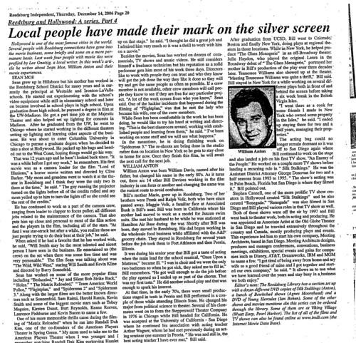 Reedsburg & Hollywood Part 4 | by Reedsburg Public Library