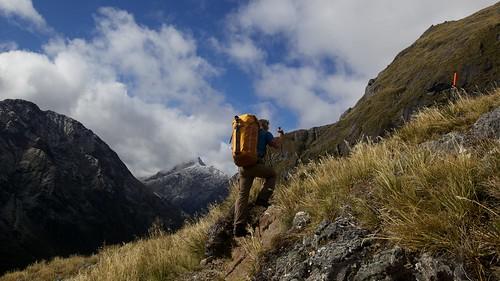 newzealand mountains landscape cookie climbing mtaspiringnationalpark teararoa thelongpathway
