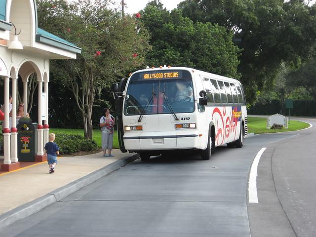 Disney Transport 4747