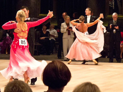Ballroom Dance Competition in Aukland, New Zealand   by louisepalanker