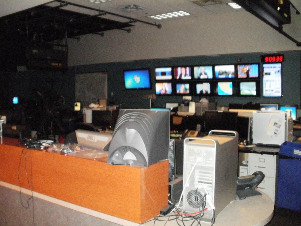 KTLA 5 News Room | KTLA 5 News Room | Peter & Joyce Grace