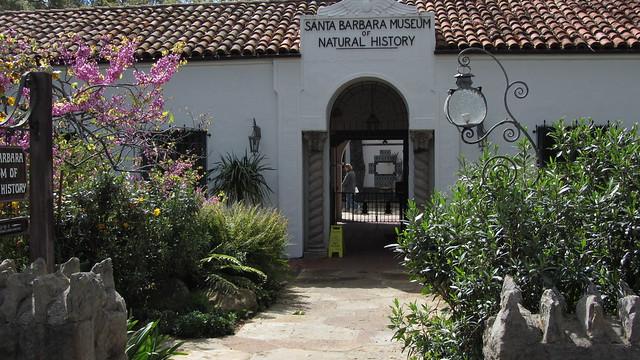IMG_1220 Santa Barbara Museum of Natural History front entrance