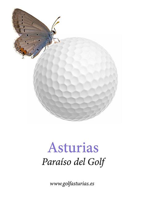 Asturias, Paraíso del Golf
