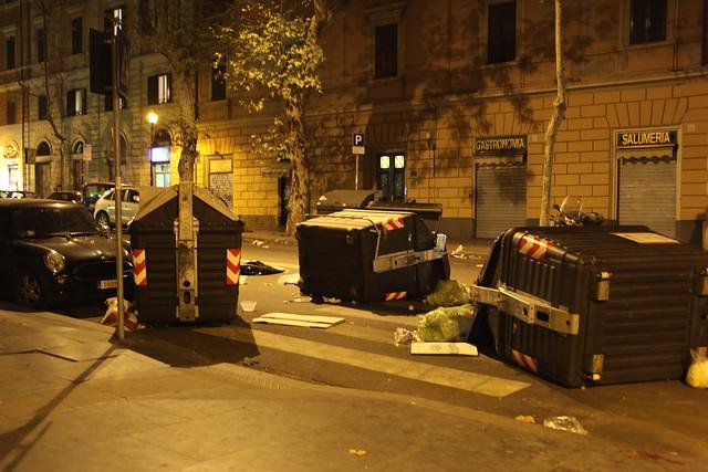 Occupy Rome