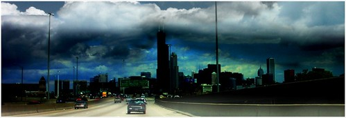 county 2002 panorama chicago tower skyline illinois driving view sears south creative cook il hwy interstate apps ipad onasill