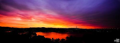 bridge sunrise turkey türkiye istanbul türkei bosphorus turchia
