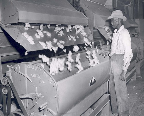 Cotton Gin | by USDAgov