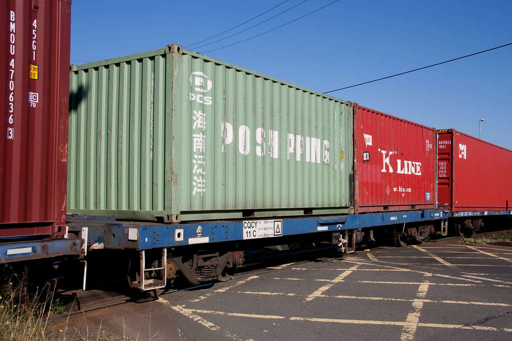 CQCY Container Flat