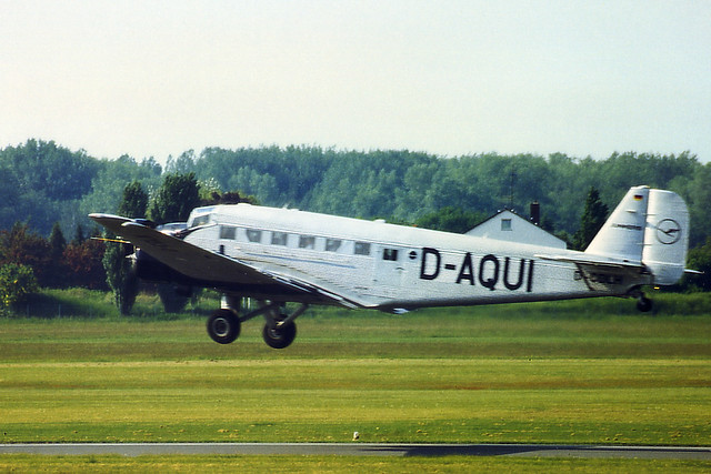 Braunschweig - Junkers Ju 52/3m