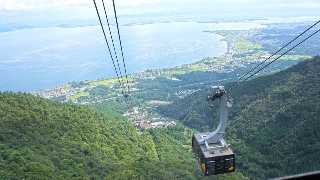 Becoming Superman!! – Zip-lining at Biwako Valley