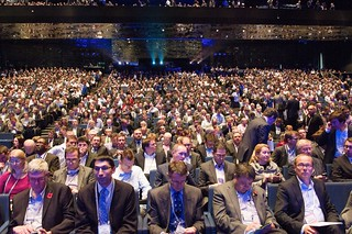 4000+ attendees at Gartner Symposium/ITxpo Barcelona | by Gartner Pictures