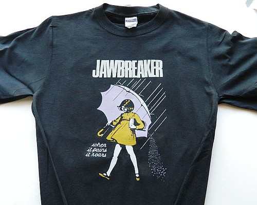 Jawbreaker - When it pains, it roars. | Music Saves Lives ... |Morton Salt Jawbreaker