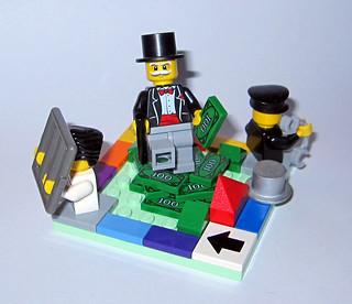 LEGO Monopoly | by Ayleen Dority