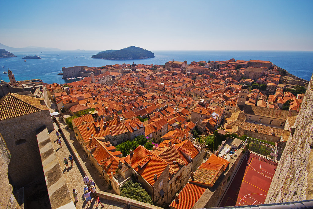 Dubrovnik within the walls