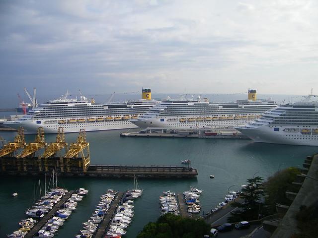 7] Savona (SV): il porto (28.11.2011)  ❷