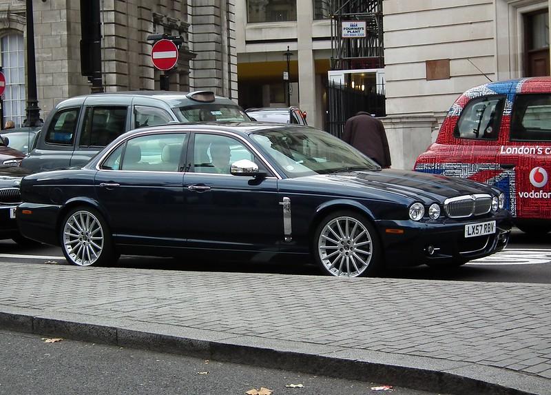 Daimler Super 8 Lwb