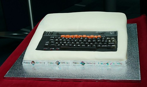 BBC Micro @30 birthday cake | by jjn1