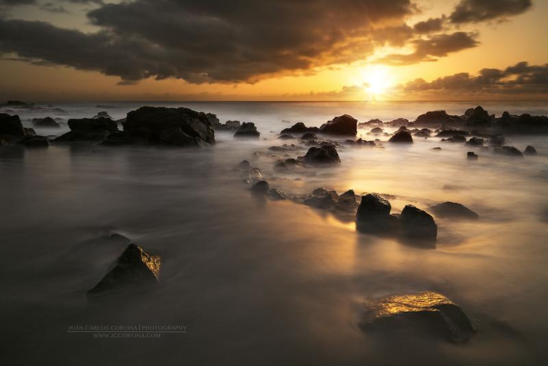 Playa del Ingles en La Gomera
