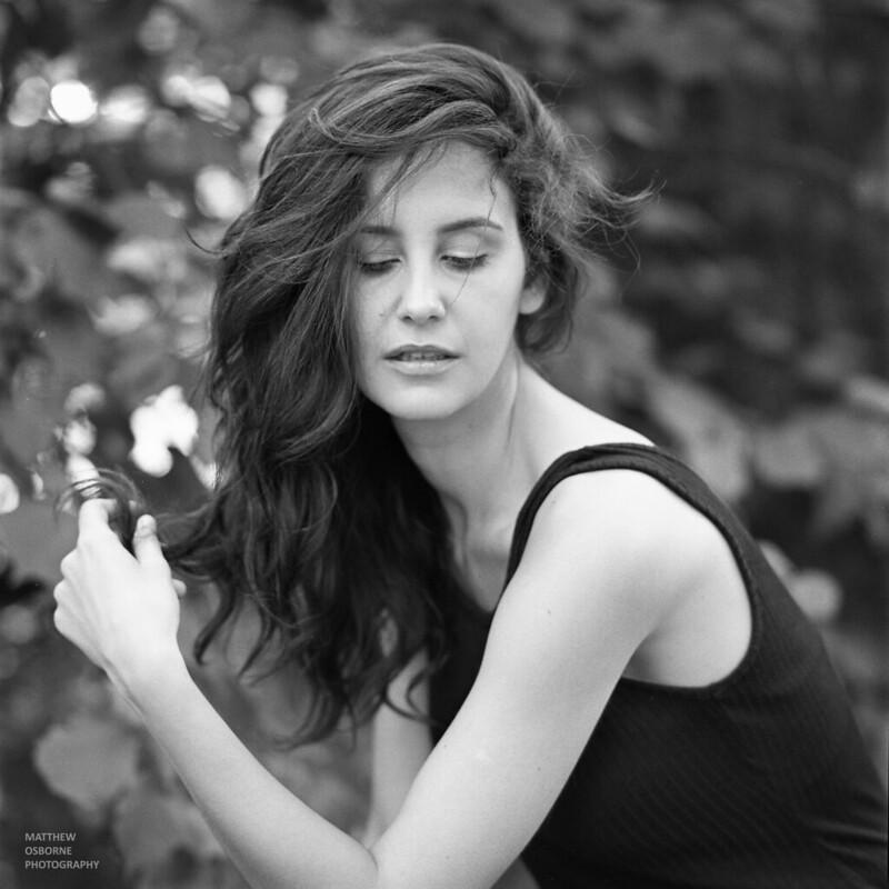Hasselblad Model Photography