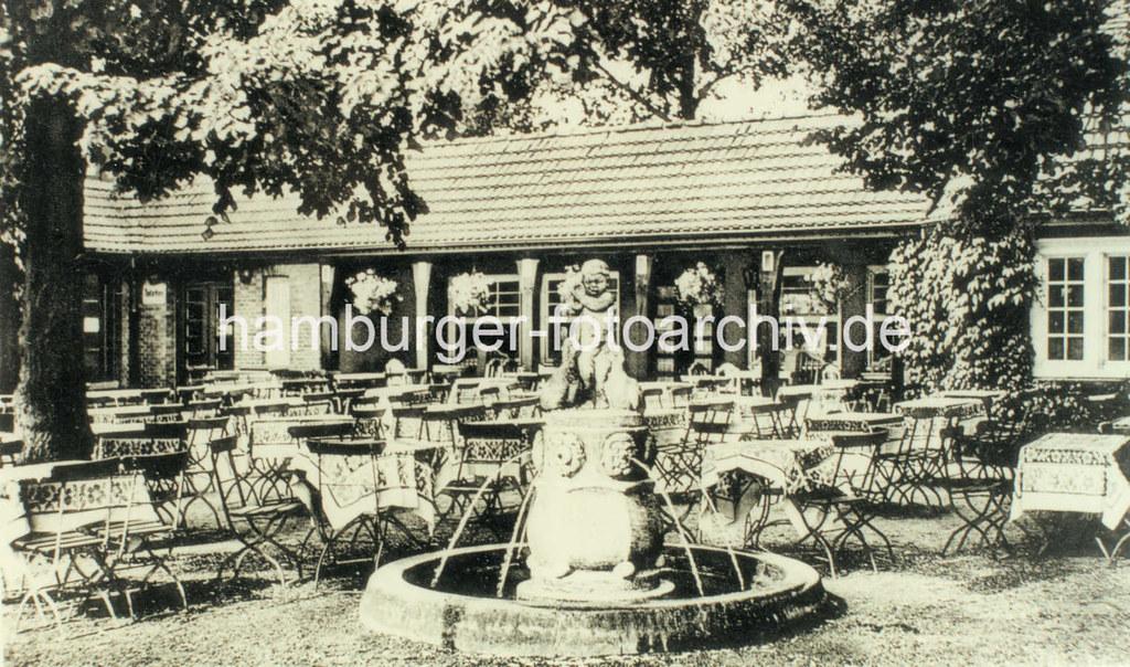 X97748889 Brunnen Im Biergarten Vom Landhaus Walter In Ham Flickr