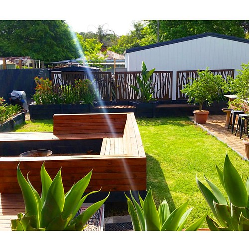 #outdoorroom #heronscreek | by Ben Waters Australia