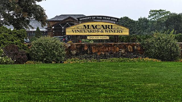 Macari Vineyards - LI, NY